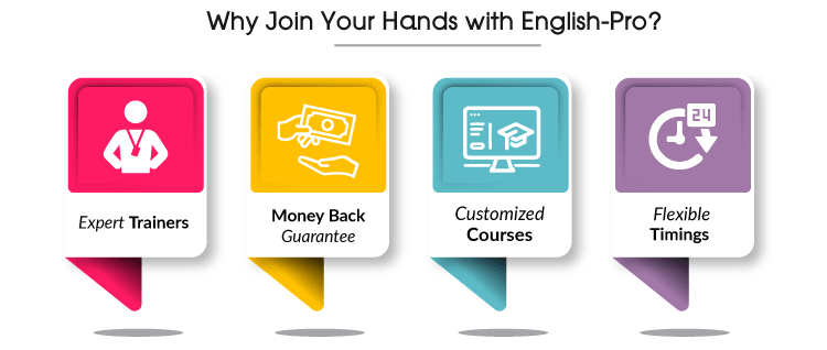 Why Join Your Hands with English-Pro