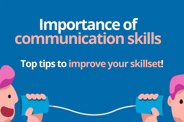 How can you improve your communication skills in English?